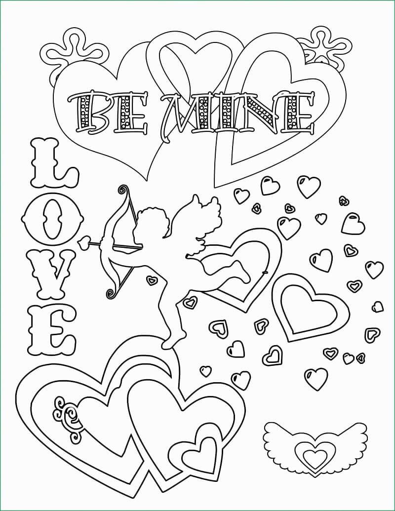 Desenhos de Seja meu Namorado 2 para colorir