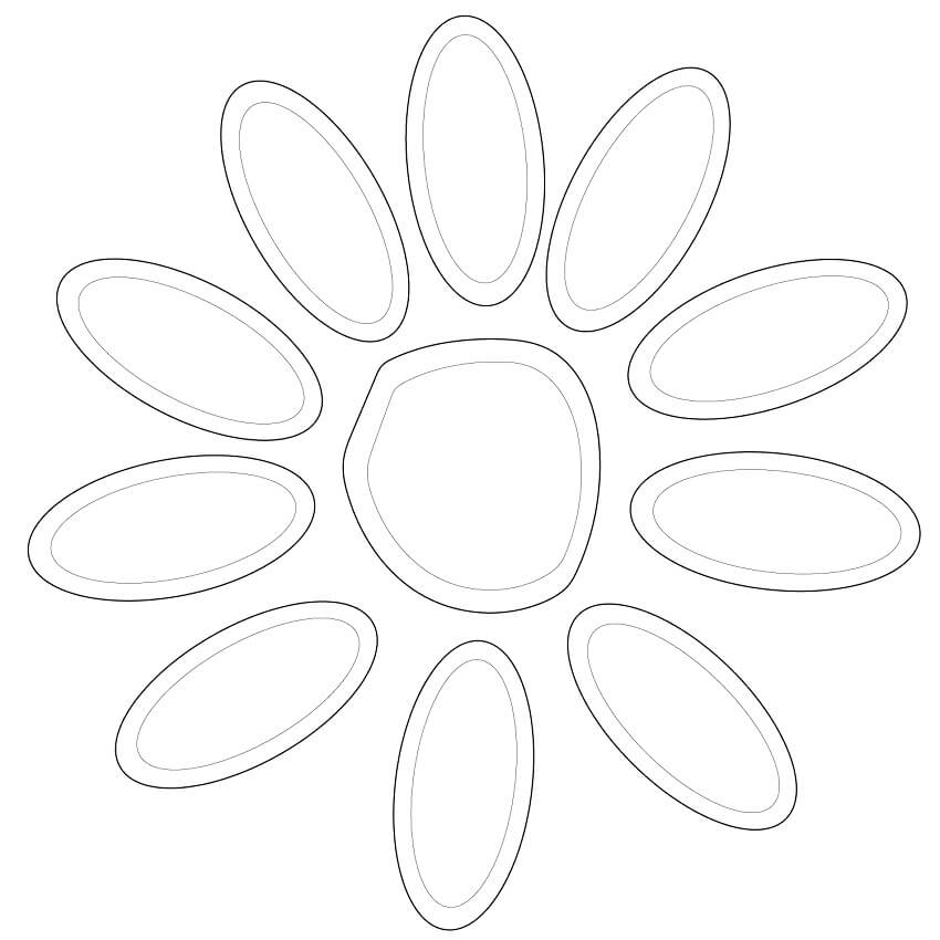 Desenhos de Éclaireuse 20 para colorir