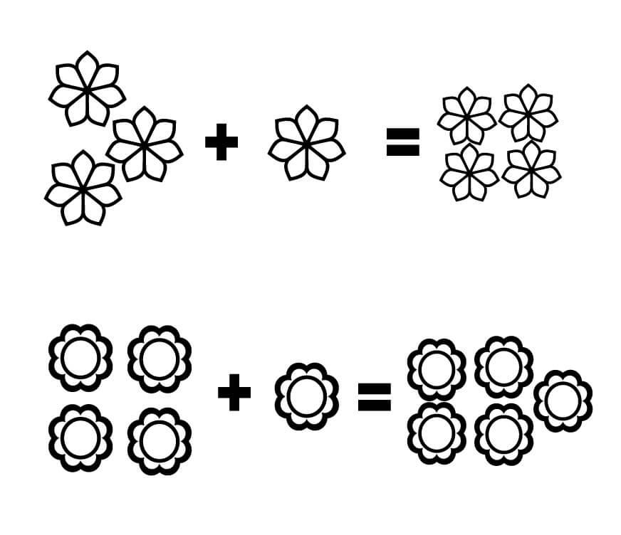 Desenhos de Matemática 17 para colorir