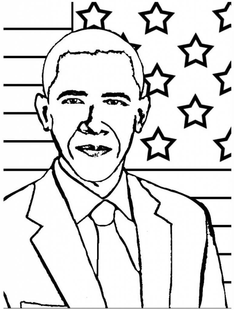44º Presidente De Obama