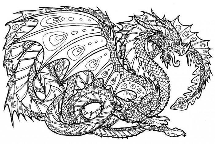 Desenhos de Dragão