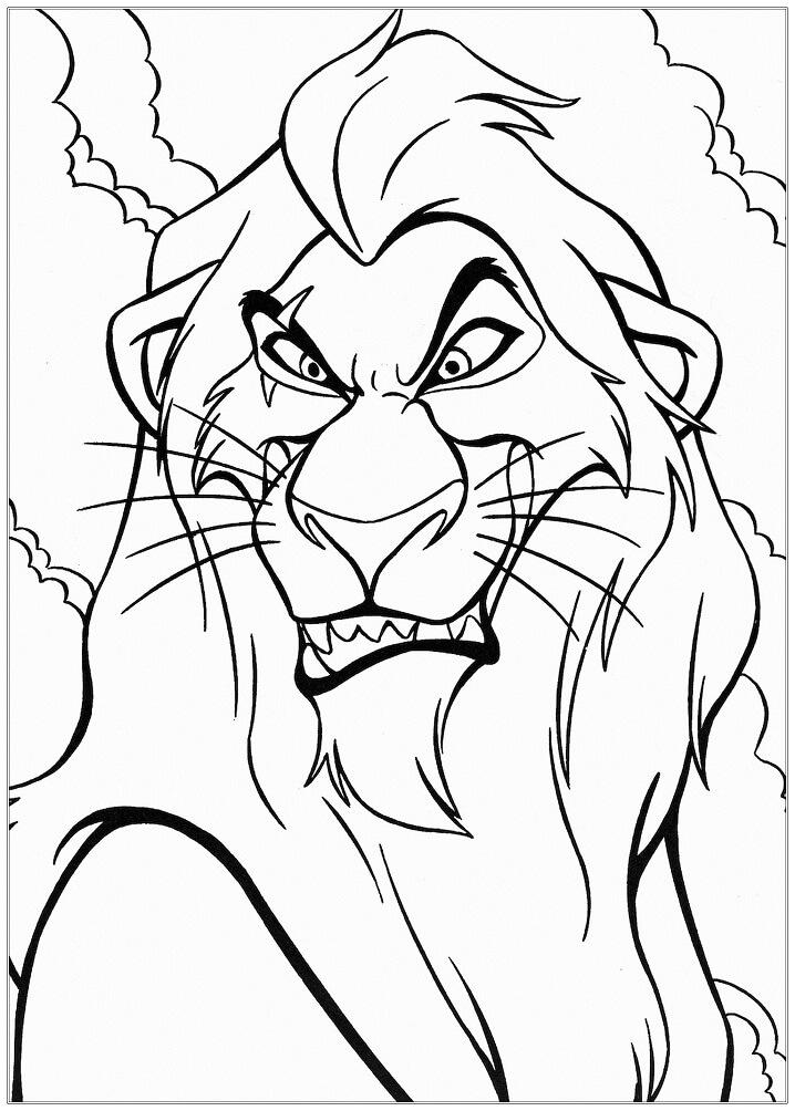 Desenhos de Rei Leão