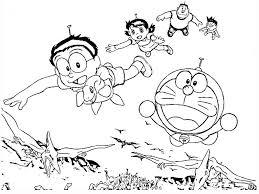 Desenhos de Nobita