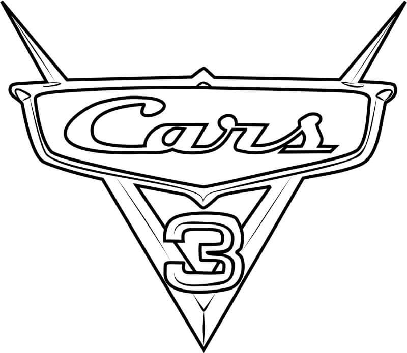 Desenhos de Logotipo De Carros 3 para colorir
