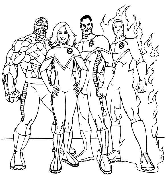 Os Quatro Fantásticos