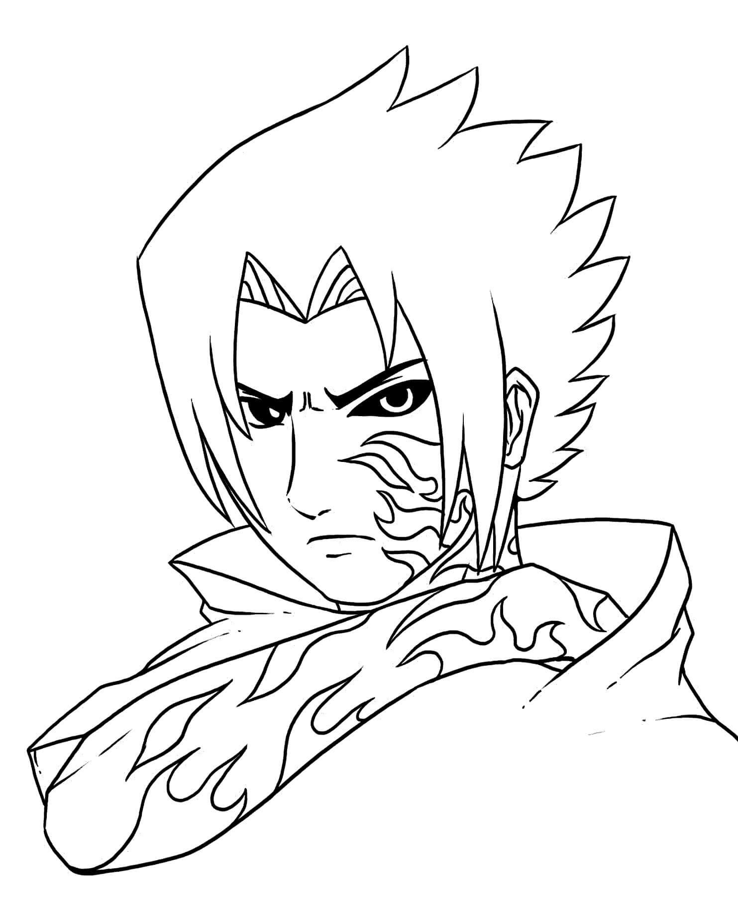 Sasuke Se Tornou Demônio