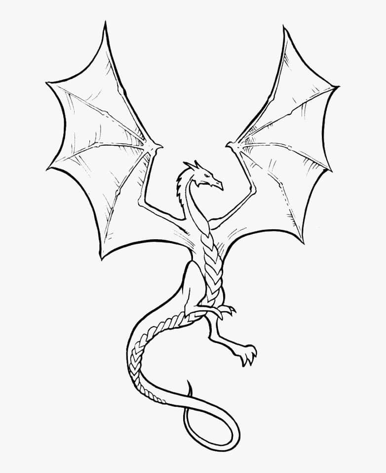 Desenhos de Skyrim para Colorir