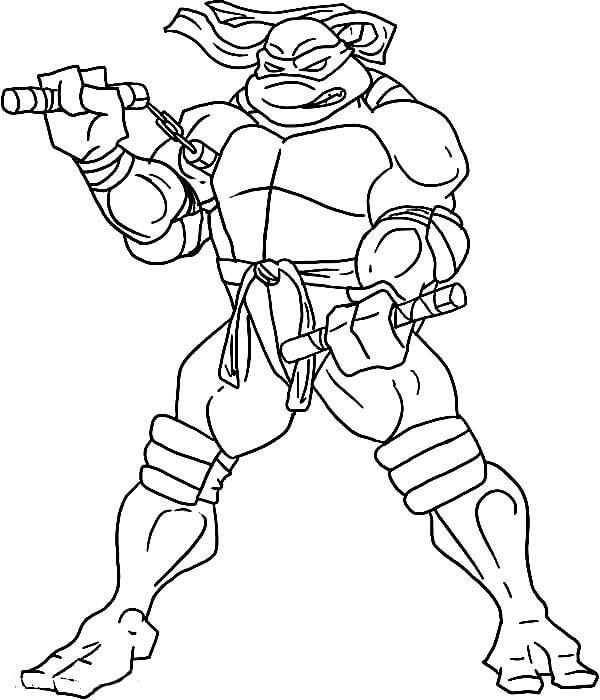 Tortugas Ninja Mutantes Adolescentes