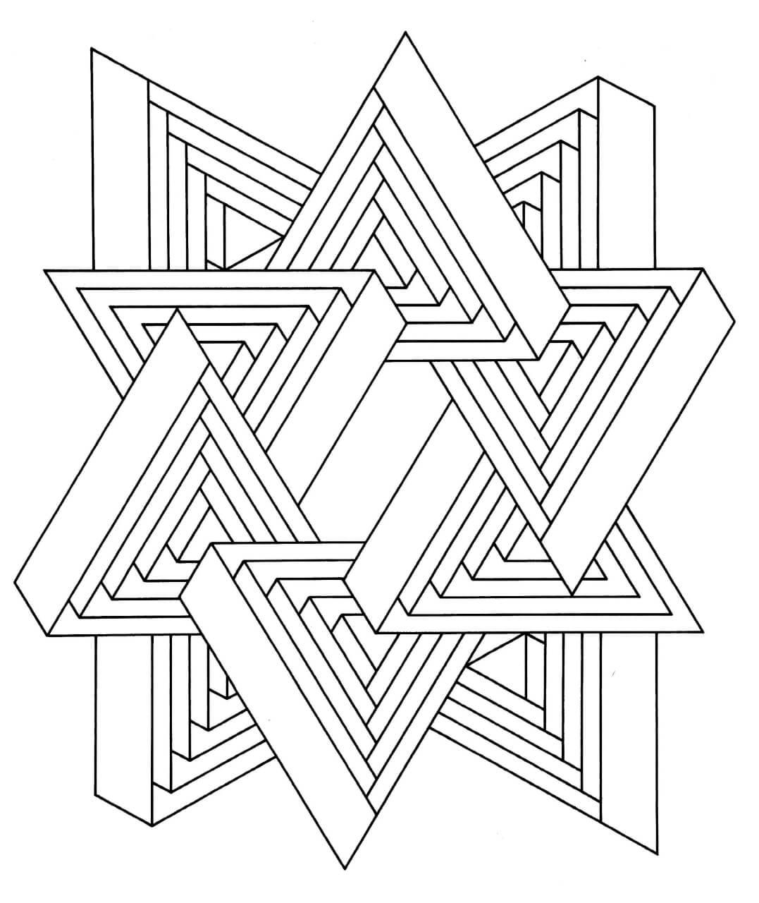 Triângulo Geométrico
