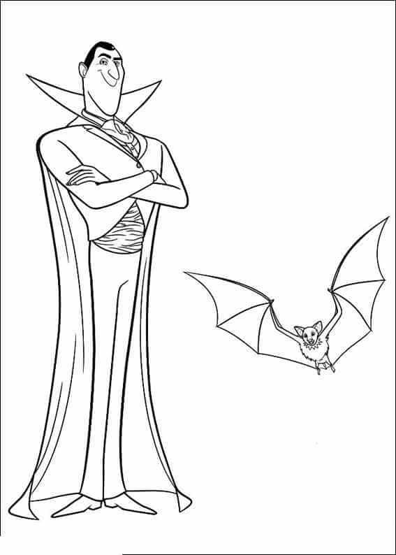 Vampiro E Morcego