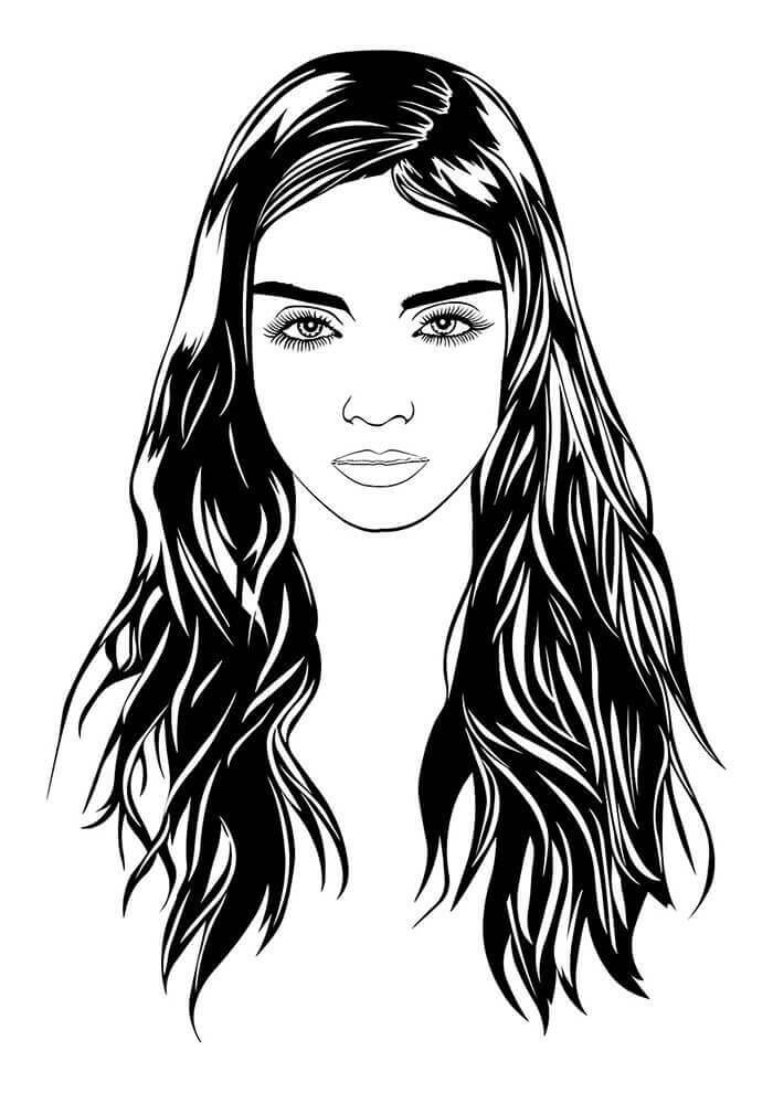 Desenhos de Tumblr para Colorir