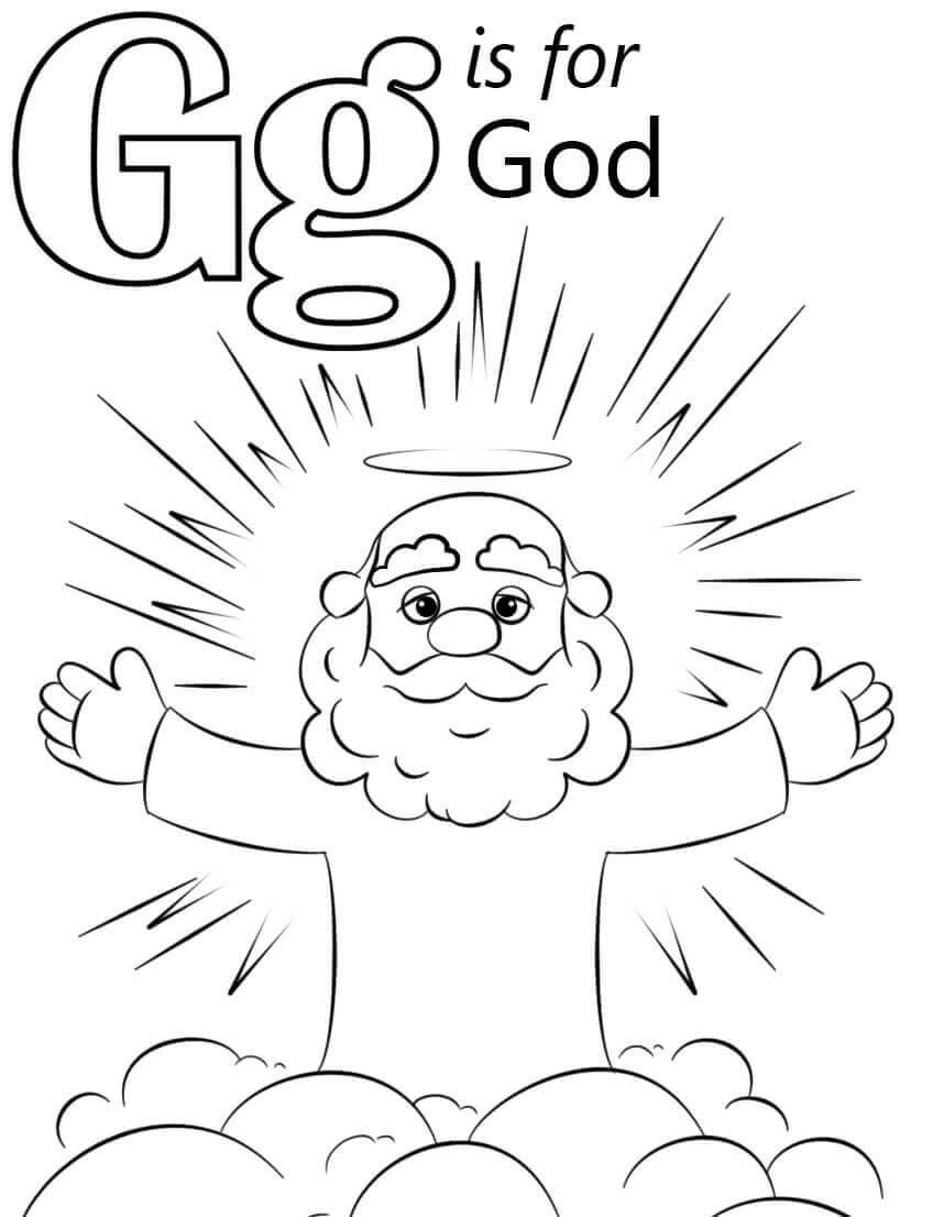 Deus Letra G